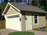 Garage Home Plans Craftsman Style Detached Garage Plan 44080td