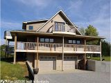 Garage Under Home Plans 17 Best Images About Homes for the Sloping Lot On