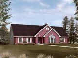 Garage Under Home Plans Ranch Home with Drive Under Garage 57238ha 1st Floor