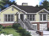Garage Under Home Plans Sundale Split Level Home Plan 052d 0008 House Plans and More