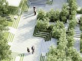 Garden and Home Architects Plans A New Landscape by Penda is Inspired by Indian Stepwells