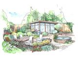Garden and Home Architects Plans From Mox Landscape Architects From St Petersburg Russia
