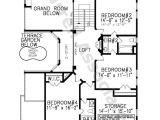 Garden Home Floor Plans Garden Home Plans Anna 39 S Garden 2264 4 Bedrooms and 4