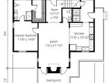 Garden Home Plans Garden Home Cottage southern Living House Plans