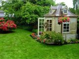 Garden Homes Plans Gardens for Small Houses