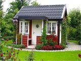 Garden Homes Plans Little Red Swedish Cottage Garden Swedish Paint Colors