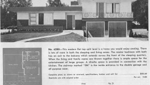 Garlinghouse House Plans Garlinghouse House Plans 1960s Ranch House Floor Plans