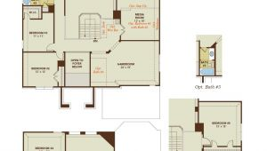 Gehan Homes Laurel Floor Plan Gehan Homes aspen Floor Plan
