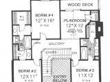 Georgian Home Floor Plans Abraham Georgian Style Home Plan 036d 0192 House Plans
