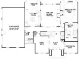 Georgian Home Floor Plans Exquisite Georgian House Plan 13455by Architectural