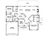 Georgian Home Floor Plans Georgian House Plans Lewiston 30 053 associated Designs