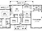 Georgian Home Floor Plans Sardinia Manor Georgian Home Plan 092d 0240 House Plans