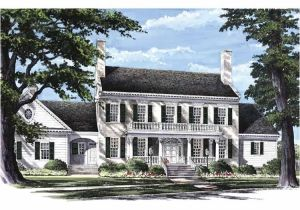 Georgian Style Home Plans Georgian Colonial House Style Ayanahouse