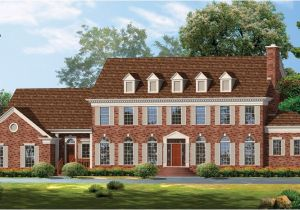 Georgian Style Home Plans Georgian Home Plans Georgian Style Home Designs From