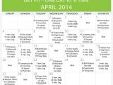 Get Fit at Home Plan 78 Best Images About Monthly Fitness Challenges On