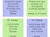 Get Fit at Home Plan Home Exercise Routine Www Pixshark Com Images