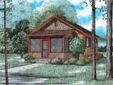 Getaway Home Plans 2 Bed Rustic Getaway Home Plan 60678nd Architectural