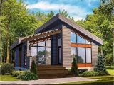 Getaway Home Plans Contemporary Vacation Getaway 80774pm Architectural