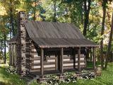 Getaway Home Plans Cozy Getaway Log Cabin 13328ww Architectural Designs