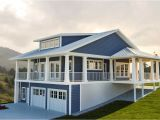 Getaway Home Plans Getaway with Wraparound Views 18233be Architectural
