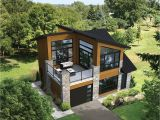 Getaway Home Plans Plan 80878pm Dramatic Contemporary with Second Floor Deck