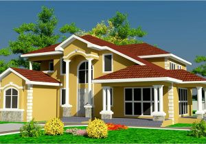 Ghana Homes Plans Ghana House Plans Naanorley House Plan