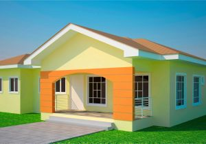 Ghana Homes Plans House Plans Ghana Bedroom Plan Building Plans Online