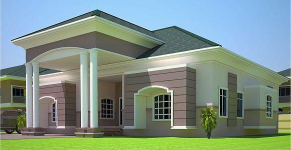 Ghana Homes Plans House Plans Ghana Holla 4 Bedroom House Plan In Ghana
