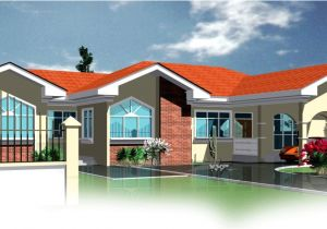 Ghana House Plans for Sale Ghana House Plans Berma House Plan