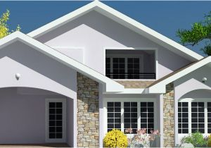 Ghana House Plans for Sale Ghana House Plans Chaley House Plan