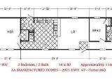 Giles Mobile Homes Floor Plan Single Wide Mobile Home Floor Plans Cavareno Home