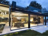 Glass Home Plans Adorable Great Modern Glass House Exterior Designs
