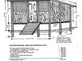 Goat Housing Plans Housing