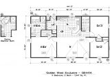 Golden Homes House Plans Golden West Exclusive Floorplans 5starhomes Manufactured