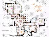 Golden Homes Plans Floor Plans Of Homes From Famous Tv Shows