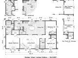 Golden West Homes Floor Plans Golden West Limited Edition Floor Plans 5starhomes