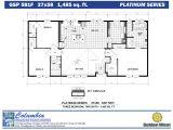 Golden West Manufactured Homes Floor Plans Columbia Manufactured Homes Golden West Platinum Series