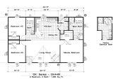 Golden West Manufactured Homes Floor Plans Golden West Quot Ck Quot Series Floor Plans 5starhomes
