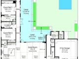 Gonyea Homes Floor Plans U Shaped House Plans U Shaped Ranch House Plans U Shaped