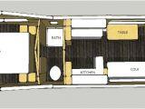 Gooseneck Tiny Home Plans Tiny House Mod Plan On Goose Neck Trailer with Storage
