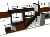 Gooseneck Tiny Home Plans Tiny House Plans On Gooseneck Trailer