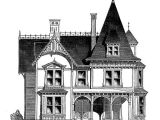 Gothic Home Plans Best 25 Victorian House Plans Ideas On Pinterest Sims