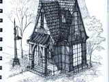 Gothic Home Plans Gothic Victorian House Drawing Www Pixshark Com Images