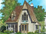Gothic Revival Home Plans Charming Gothic Revival Cottage 43002pf Architectural