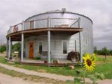 Grain Bin Home Plans Unique Grain Bin House Home Design by Fuller