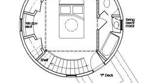 Grain Silo Home Floor Plans Grain Bin Cabin Plan
