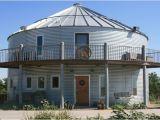 Grain Silo Home Plans Converted Homes Grain Bins Silos Home Design Garden