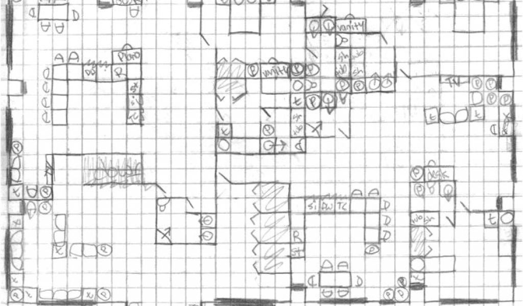 Graph Paper For House Plans House Plans On Grid Paper Home