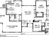 Great Home Plans Exceptional Large Ranch Home Plans 6 Ranch House Plans