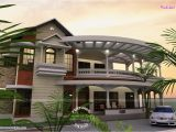 Great Home Plans Flat Roof Contemporary House In 1853 Sq Feet